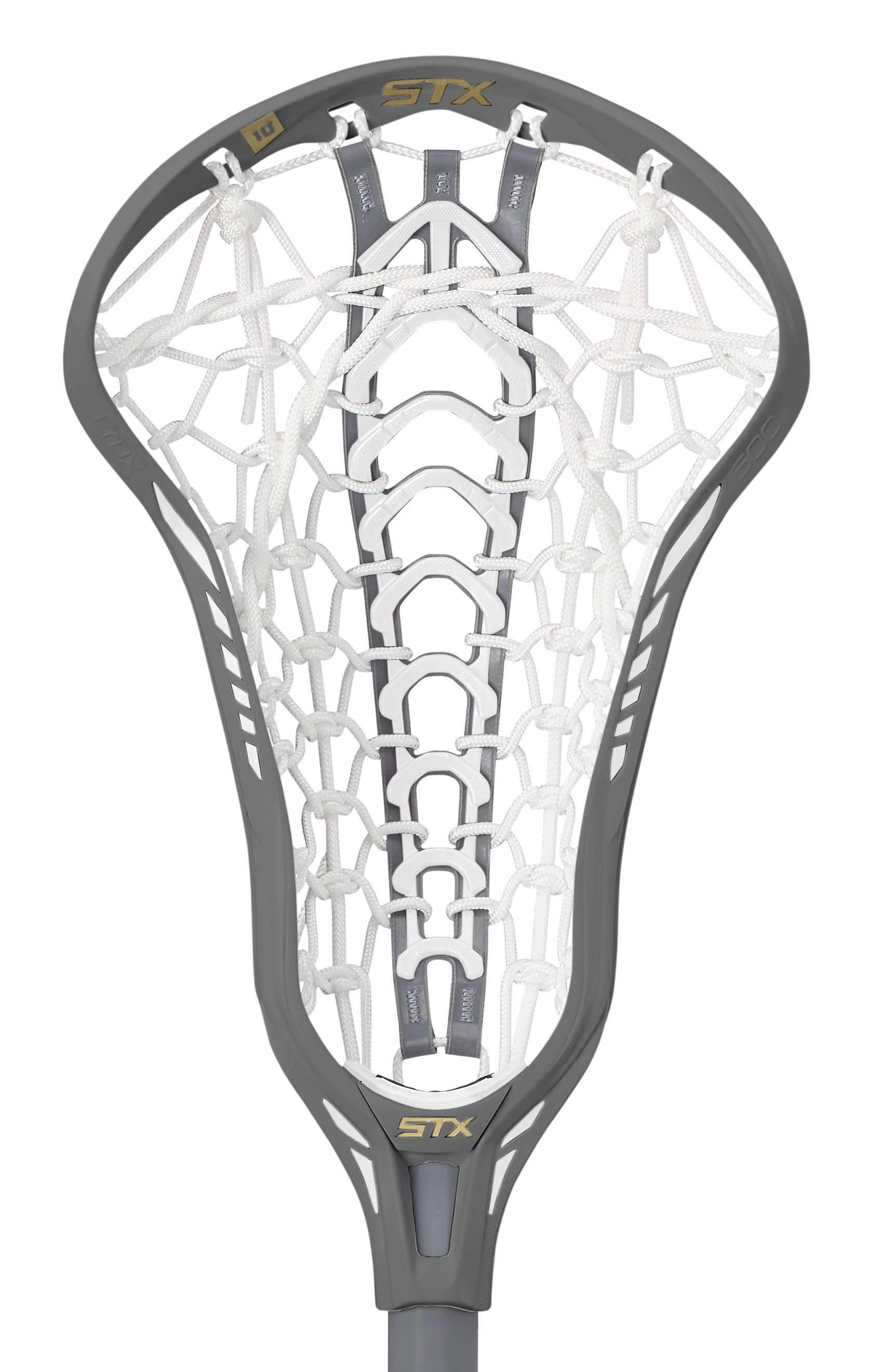 Stx Crux 600 Women S Strung Lacrosse Head Womens Lacrosse Lacrosse Lacrosse Sticks