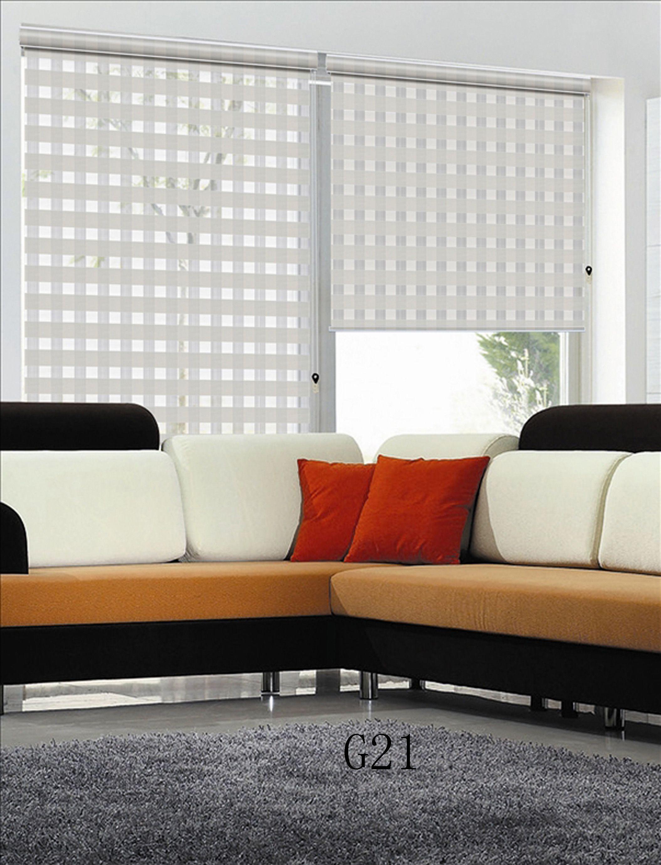 Zebra Blinds, staggered stripes,   Ideas for the House   Pinterest ...