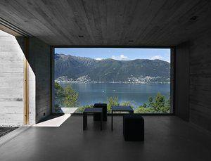 Concrete House, Switzerland