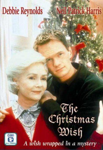 The Christmas Wish Debbie Reynolds Neil Patrick Harris Naomi Watts Et Al Holiday Movie Christmas Movies Christmas Movies List