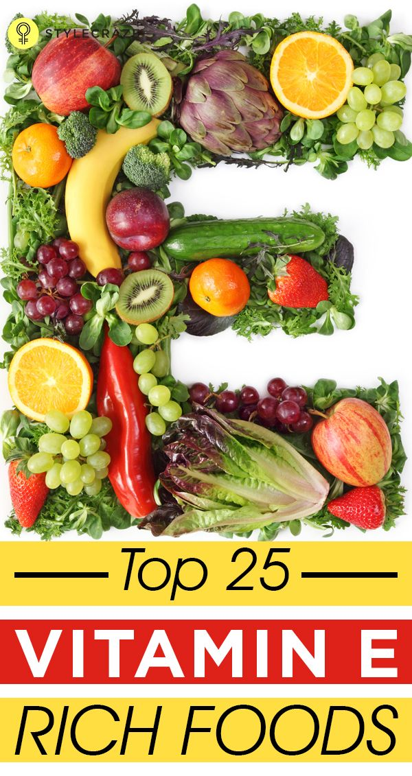 Top 24 Vitamin E Rich Foods You Should Include In Your Diet Food