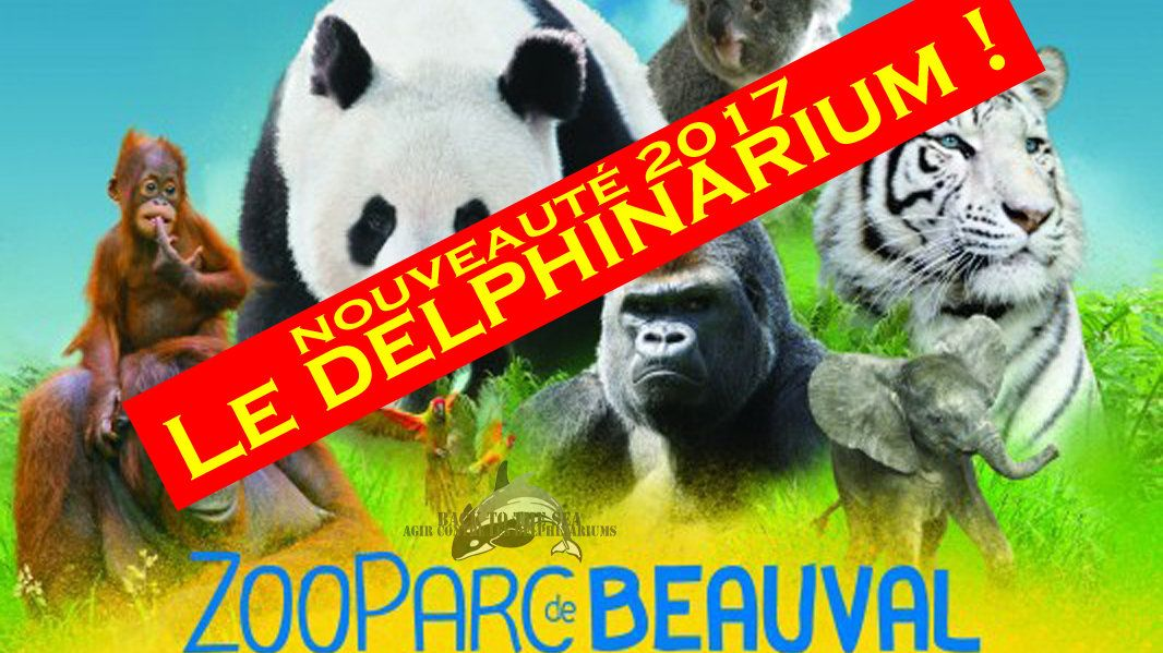 """Beauval Zoo: No To Dolphinarium! - Various countries such as Luxembourg, Austria, the United Kingdom, Poland, Hungary, Switzerland etc ... decided to exclude dolphinariums their territory and India even declared dolphins as """"persons non-human"""". France must also follow this path and gradually banish this captivity that kills!"""