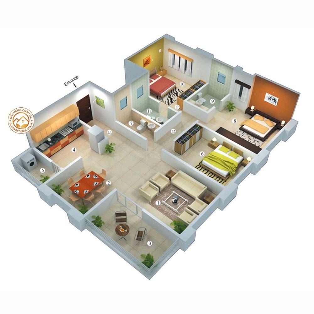 Home Design 3d Map: Mô Hình Nhà đẹp Do Đất Vàng Châu Úc Bán ở Melbourne