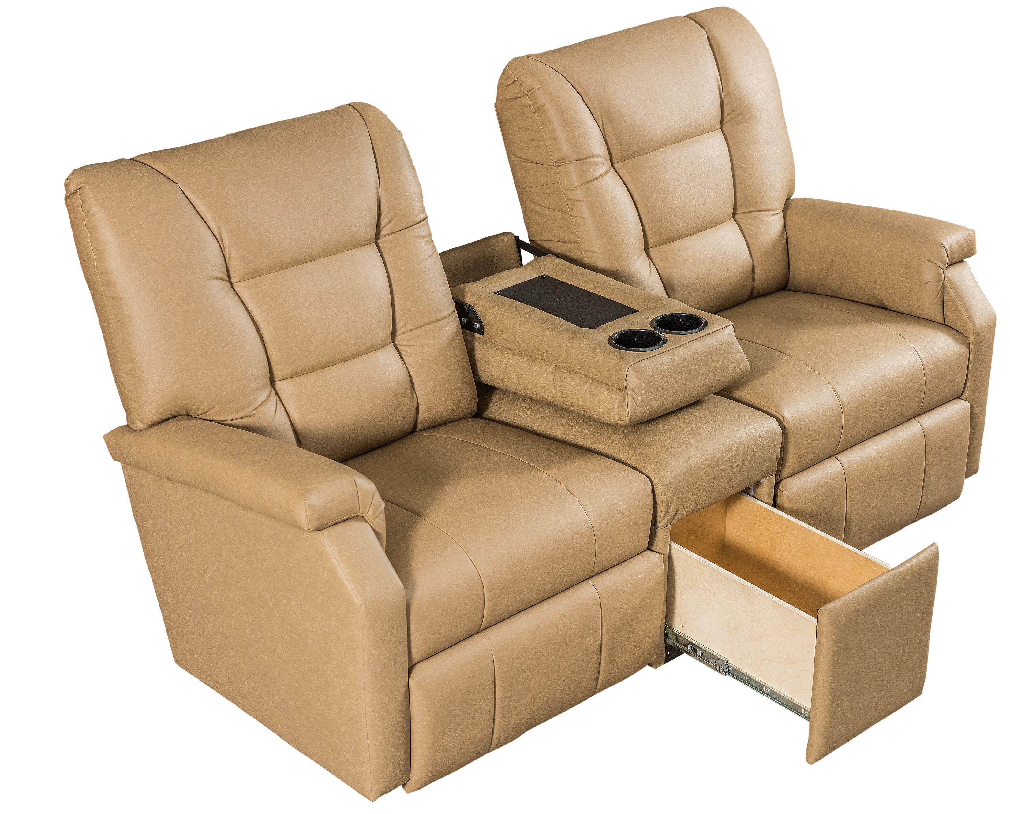 Lambright Superior Theater Seating Wall Hugger Recliners Fold