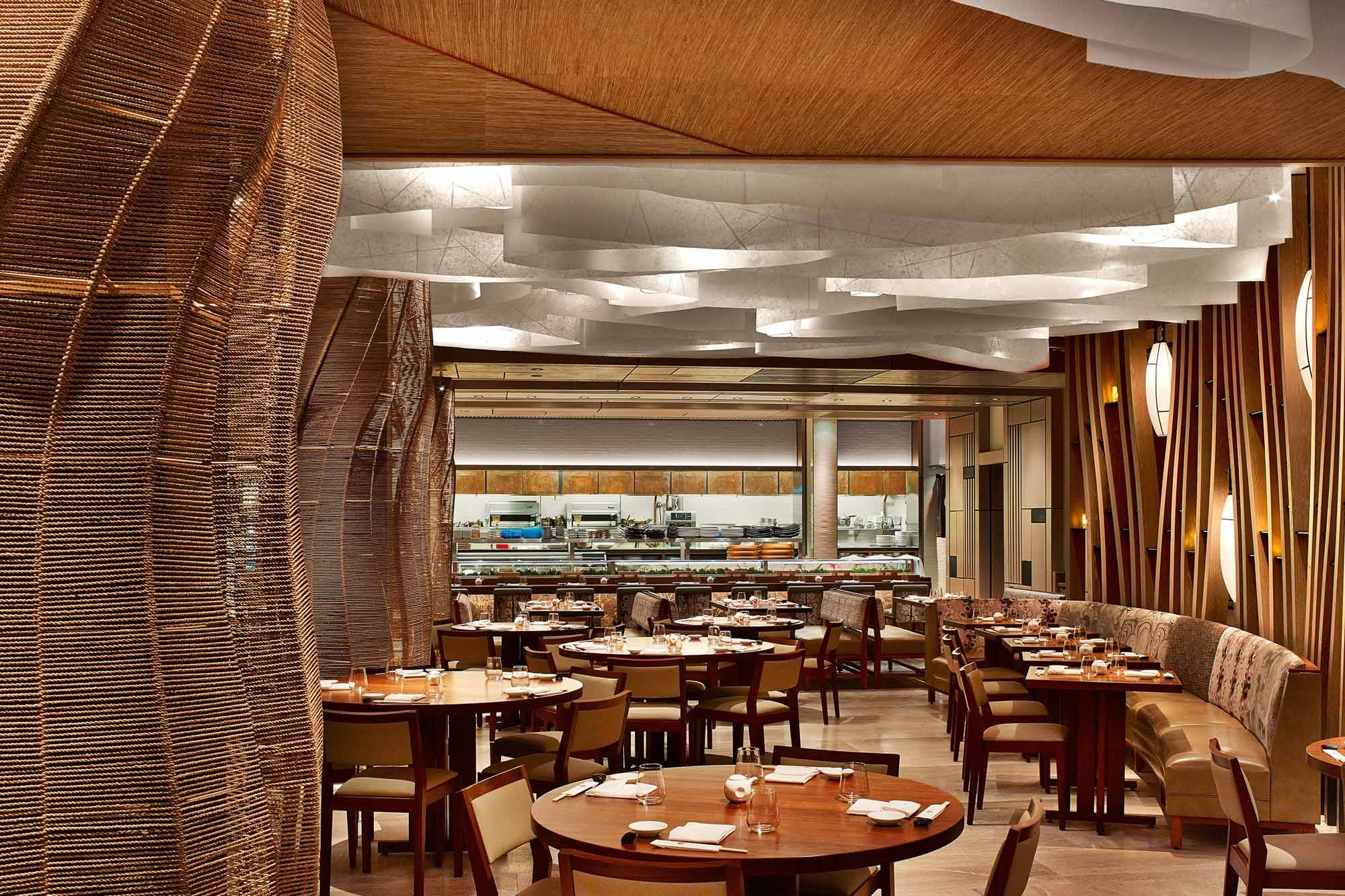 Miami Beach Restaurants - Eden Roc  Nobu Restaurant &