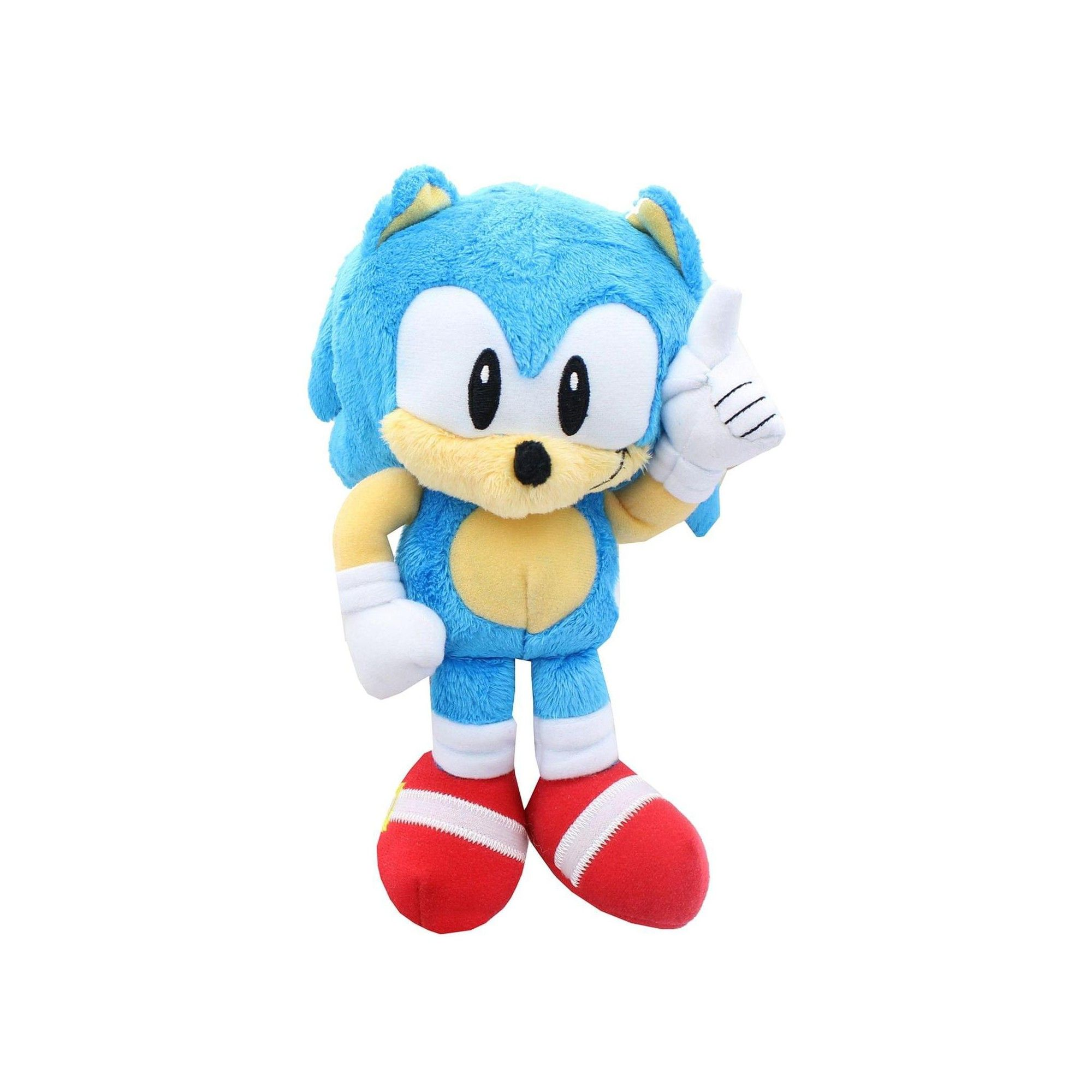Sonic The Hedgehog 8 Inch Plush Super Sonic In 2019 Sonic The