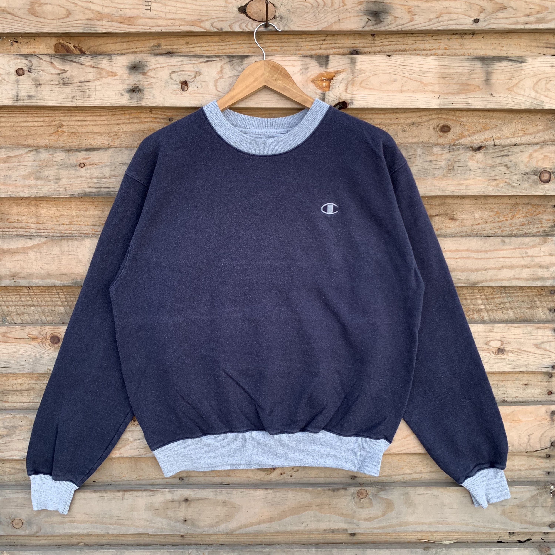 Vintage 90 S Champion Sweatshirt Champion Crewneck Etsy Champion Sweatshirt Sweatshirts Champion Pullover [ 3000 x 3000 Pixel ]