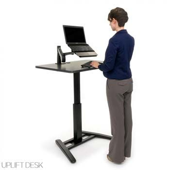 Our Selection Of Standing Desks From Reclaimed Wood To One Inch Thick Bamboo And L Shapes For An Executive Look
