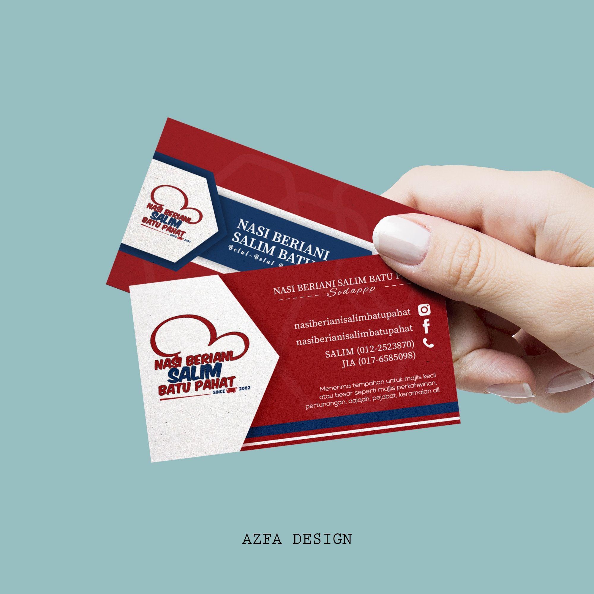 Azfadesign Bisneskaddesign Tahap Mana Keseriusan Anda Dalam Berbisnes 30 Peratus Atau 100 Peratus Jika Anda 100 Perat In 2021 Messages Cards Business Cards