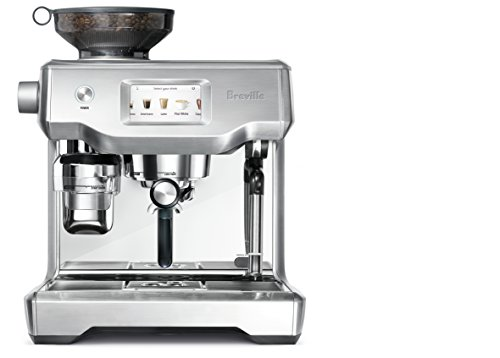 Breville Fully Automatic Espresso Machine, Oracle Touch #espressoathome
