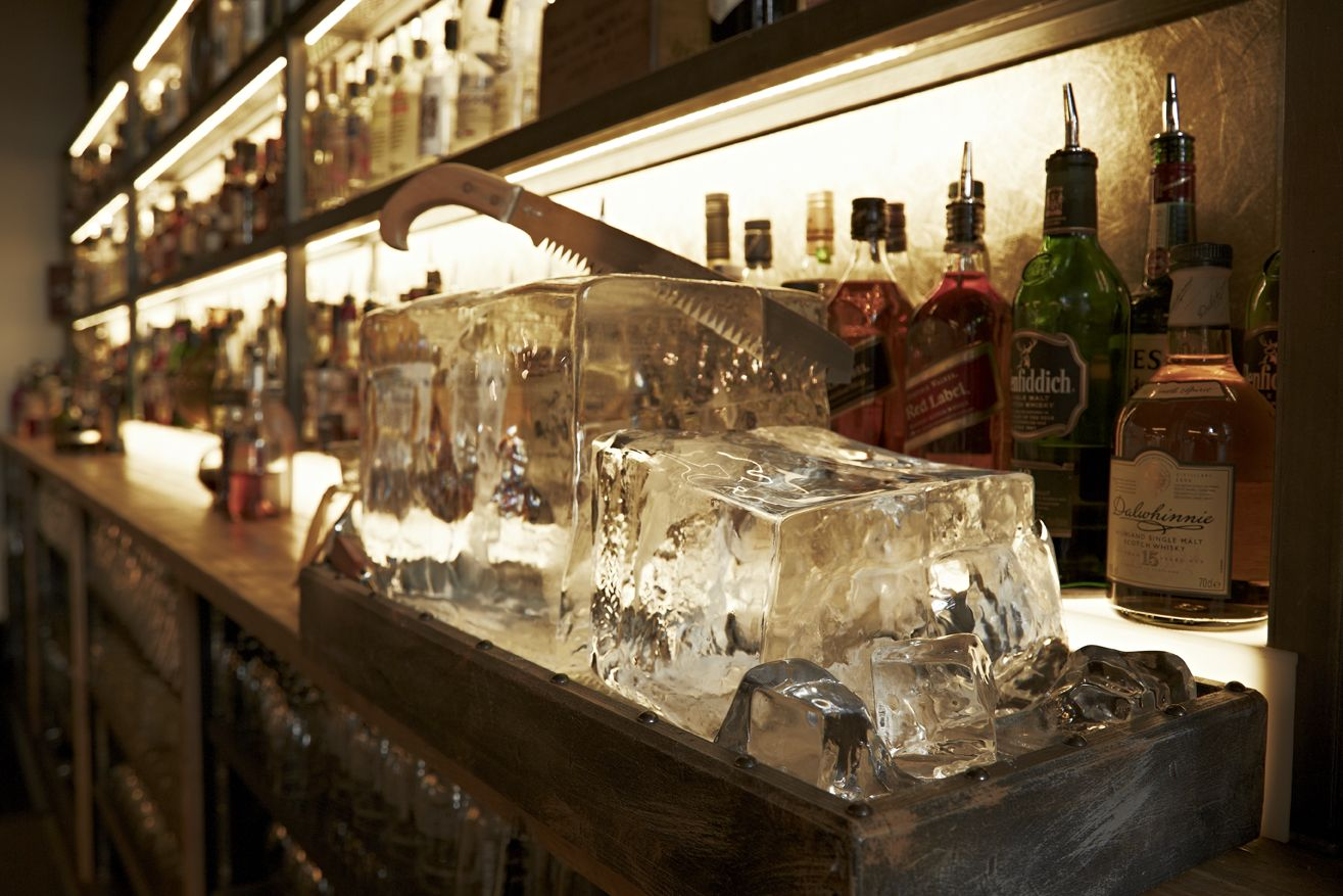 Bars near Bank, Cornhill - Bars in the City - Opening ...