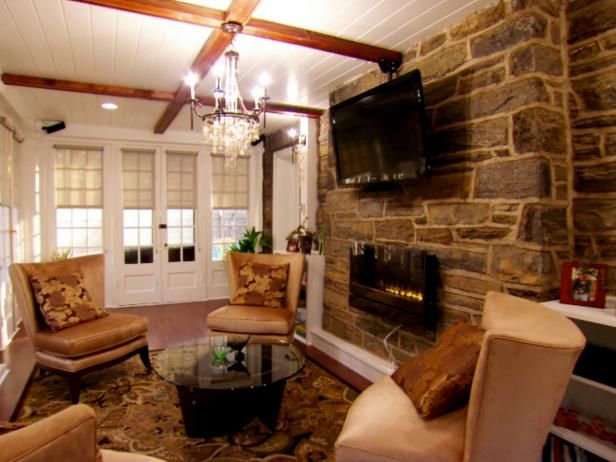Exceptional Create The Perfect Relaxation Spot With These Sunroom Decorating Ideas From  HGTV. Pictures