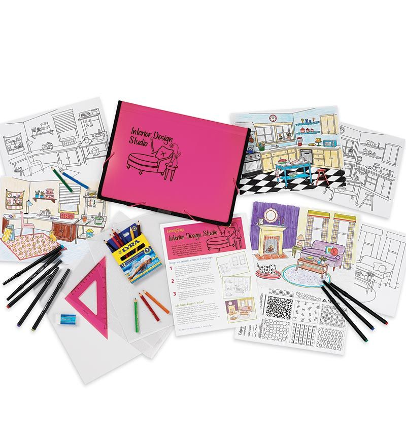 Interior Design Studio Special With Design Studio Plus Add On Kits