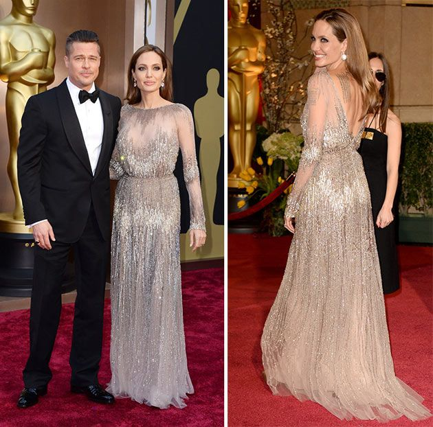 2014 Oscars Red Carpet Fashion: Best Celebrity Dresses | Celebrities ...