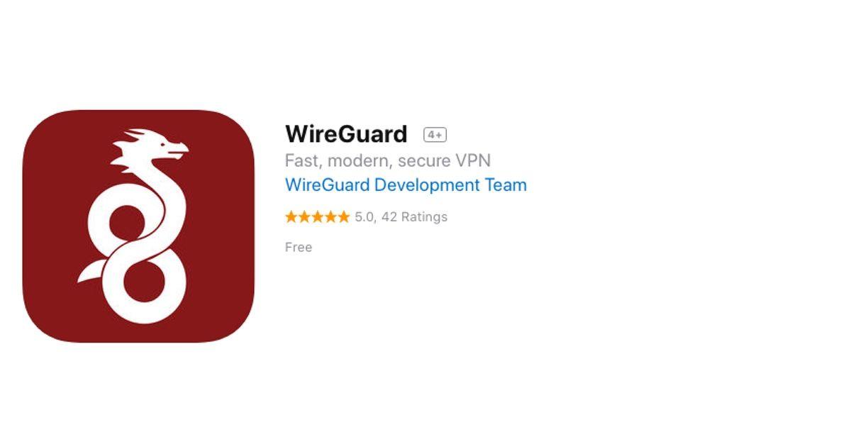 WireGuard VPN now Available on iOS Ios, Gaming logos, Logos