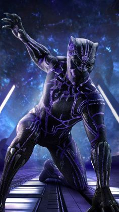 Black panther wallpaper by Heartthrob123 - df - Free on ZEDGE™
