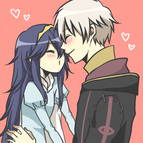 Little Lucina and Robin