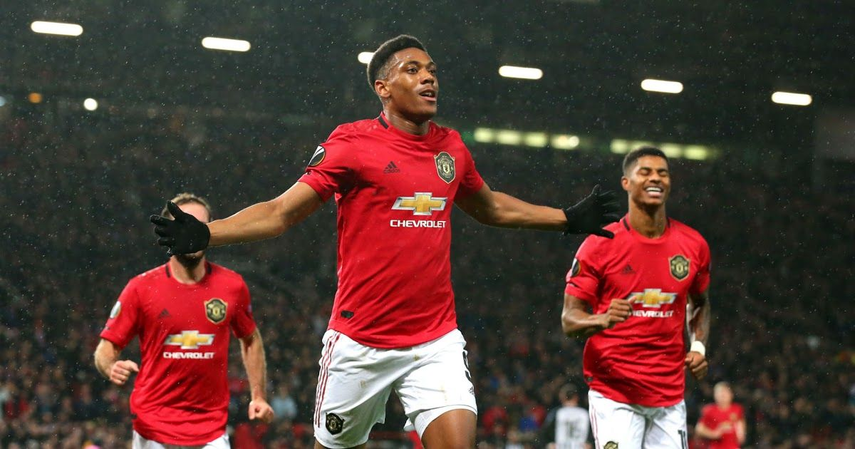 Manchester United V Partizan Match Report 11 7 19 Uefa Mason Greenwood Scores As Manchester United Cru In 2020 Manchester United Manchester United Fans Europa League