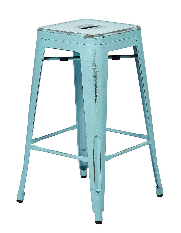 2019 Teal Bar Stools Amazon - Modern Rustic Furniture Check more at ...