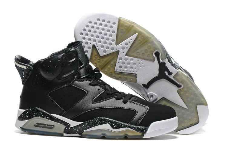 Air Jordan 6 Black Oreo, Air Jordan 6 Oreo Black, Black Oreo Air Jordan  Cheap Jordans, New Jordan 6 Retro Black Oreo.