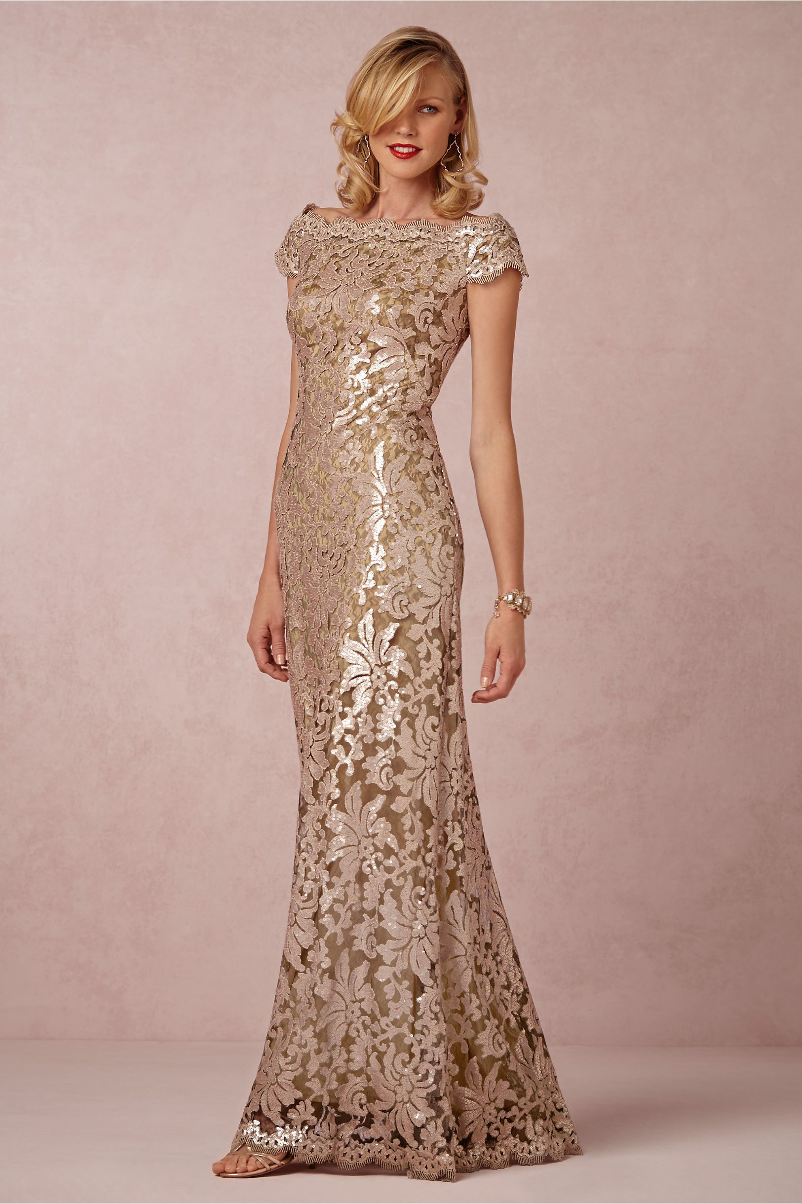 Odette Dress for the Mother of the Bride from BHLDN | Fall Wedding ...