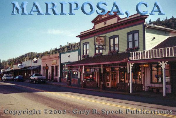 Mariposa California Downtown Hometown Erfly Festival First Weekend In May