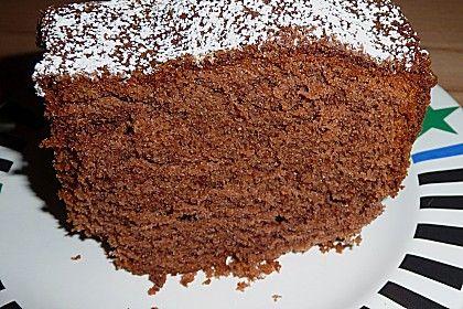 Nutella - Kuchen von apachter248   Chefkoch