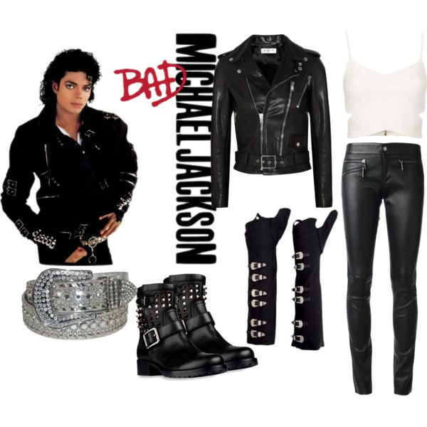 Michael Jackson Bad Outfit By Constancesimmo On Polyvore