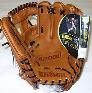 Wilson Baseball Gloves Dustin Pedroia Wilson A2000 Dp15gm Adult Baseball Glove Dustin Pedroia Tan 11 5 Baseball Glove Baseball Gloves