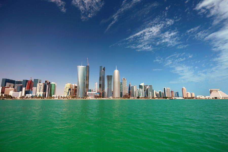 Al-Rayyan, Qatar | Magical Arabia | Doha, Beautiful places ...