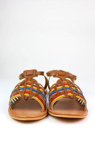 Fire Sky by Diba True  #EsLaVidaNY #ShopEsLaVida #EsLaVidaShoes #Sandals #Shoes #Fashion