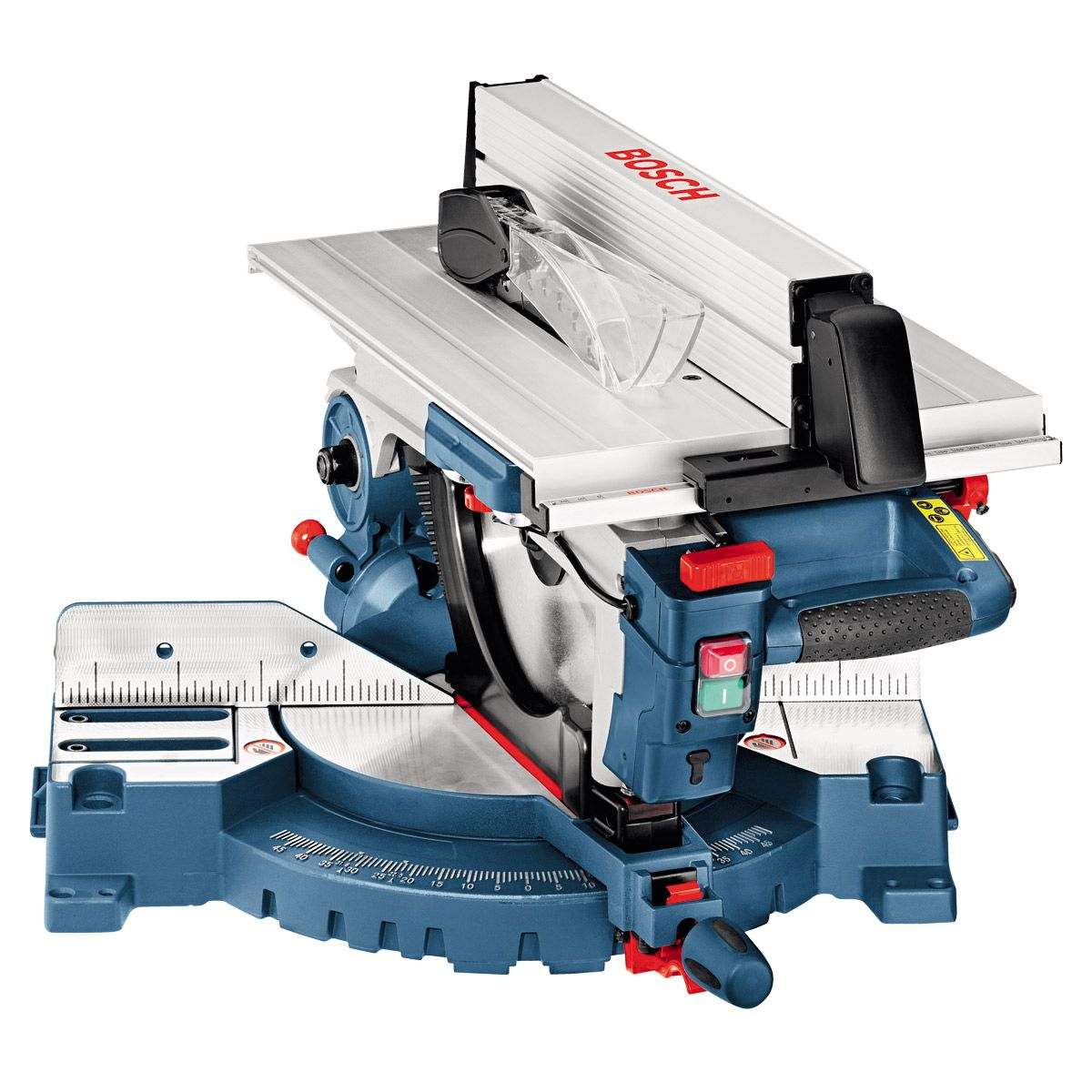 Bosch Gtm12 Combination Mitre Table Saw 110v Bosch Table Saw Bosch Tools