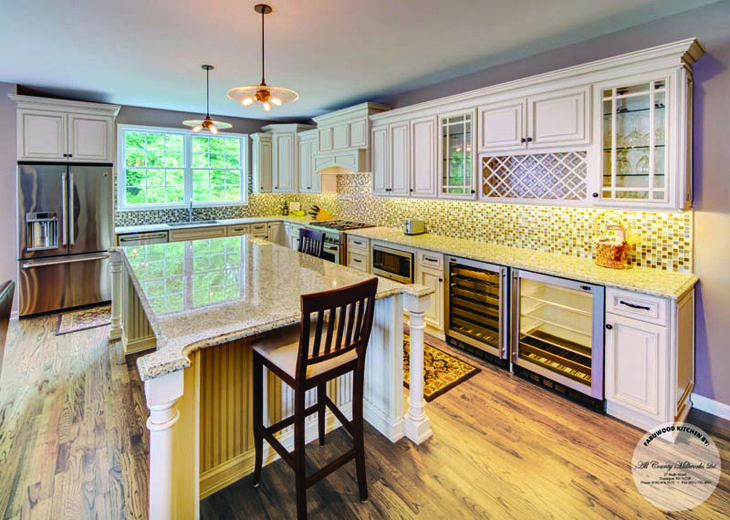 This Stunning Wellington Kitchen In Ivory Is The Perfect Place For Bbq S And Homewo Shop Kitchen Cabinets Wholesale Kitchen Cabinets Glazed Kitchen Cabinets