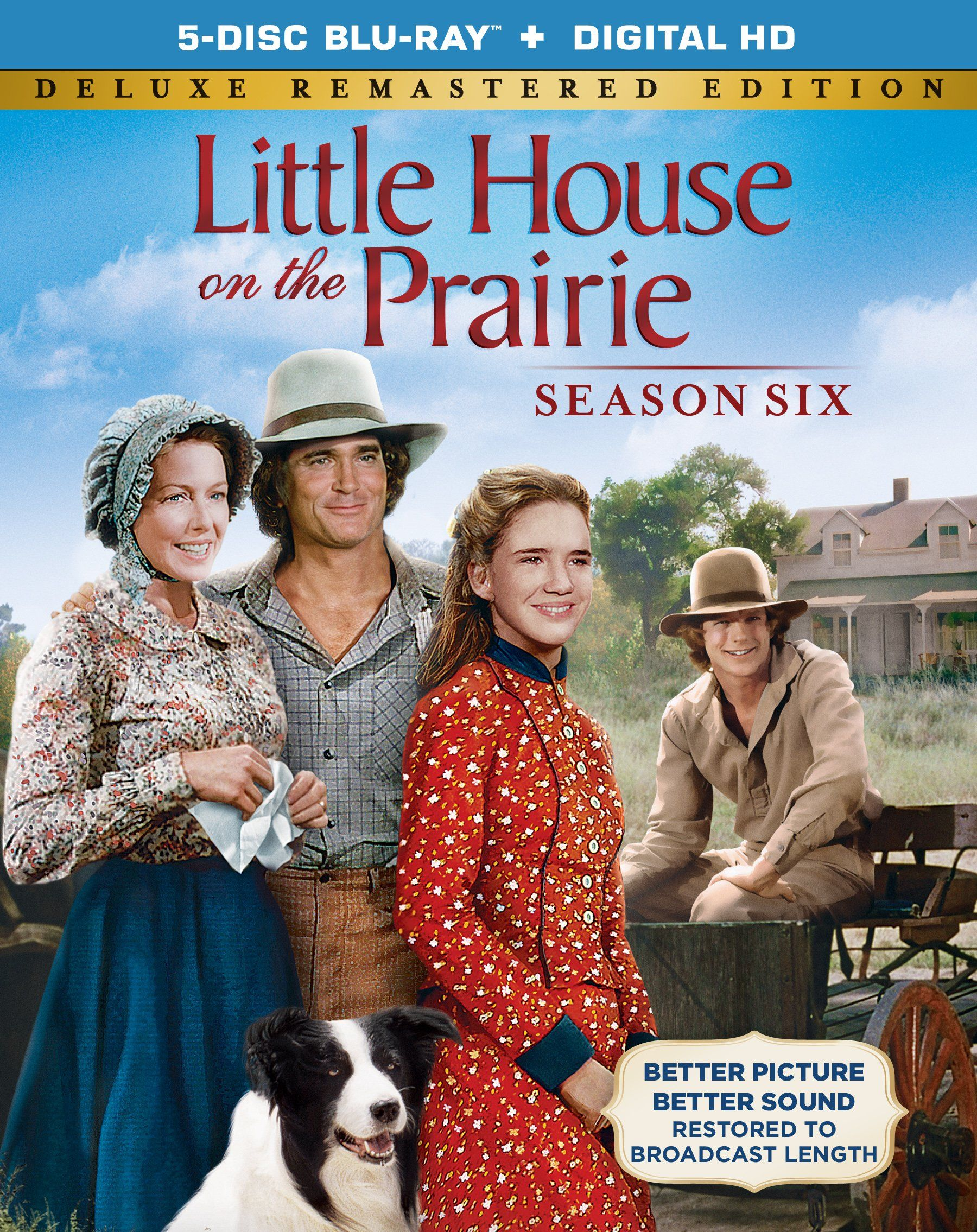 You Can Now Preorder Season 6 Of Little House On The Prairie On Blu