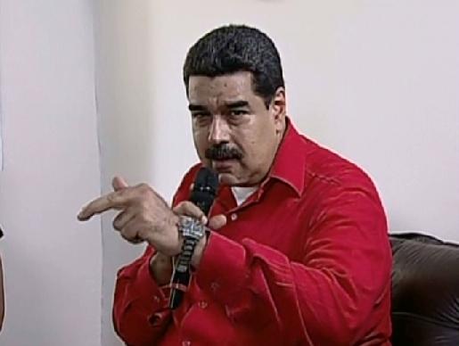 ¡Upss, se le chispoteó! Así admite Maduro que en su gobierno hay corrupción (Video) - http://www.notiexpresscolor.com/2016/11/10/upss-se-le-chispoteo-asi-admite-maduro-que-en-su-gobierno-hay-corrupcion-video/