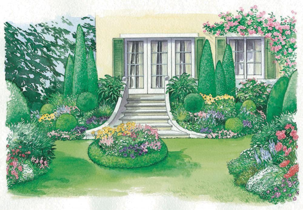 Gärten nach berühmten Vorbildern gestalten | Garten ...