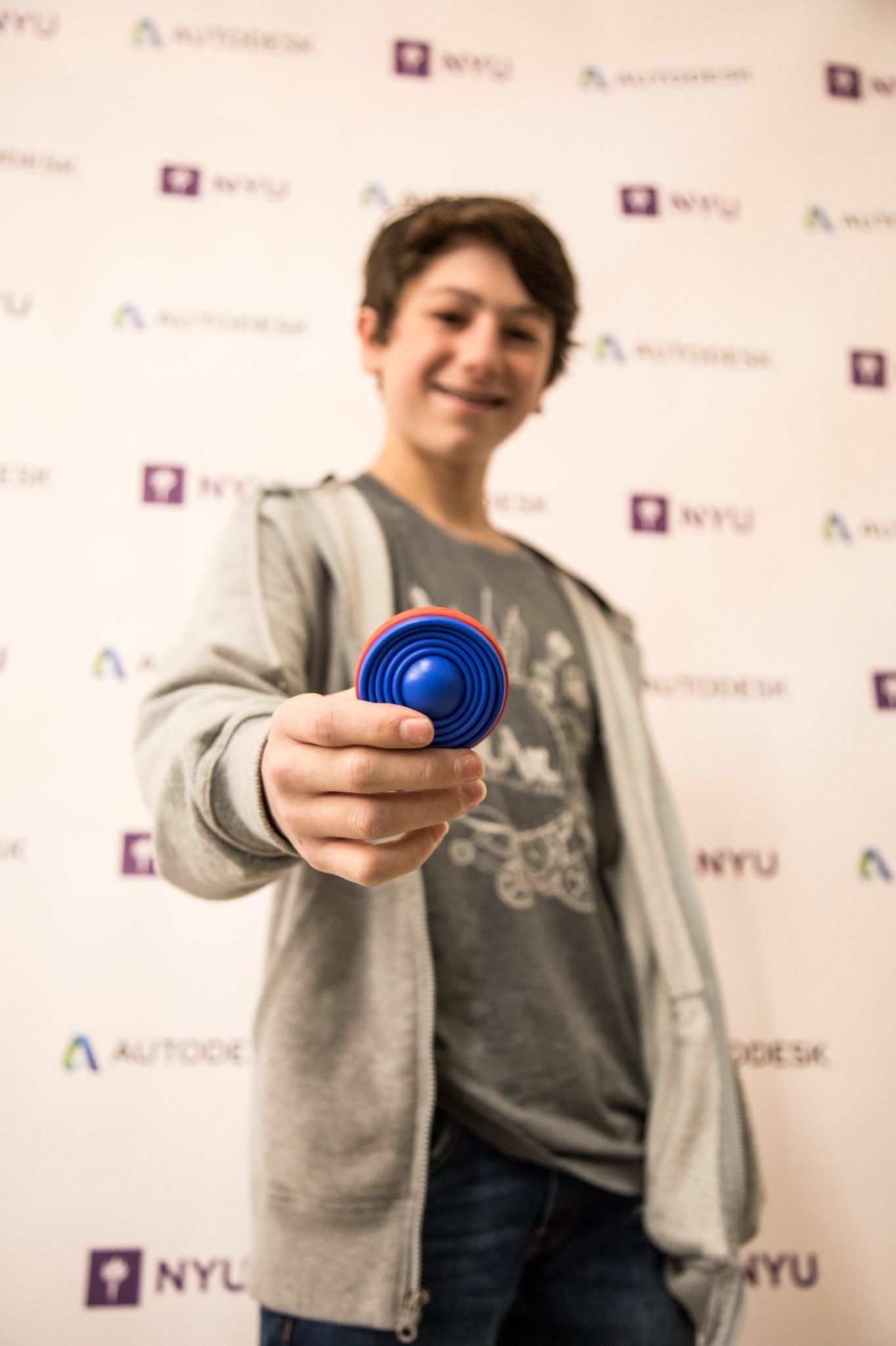 A Celebration Of Kid Inventors With Nyu And Autodesk