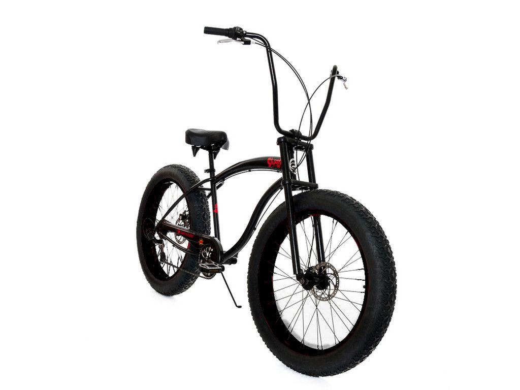 26 Mongoose Dolomite Mens Fat Tire Bike Black Com