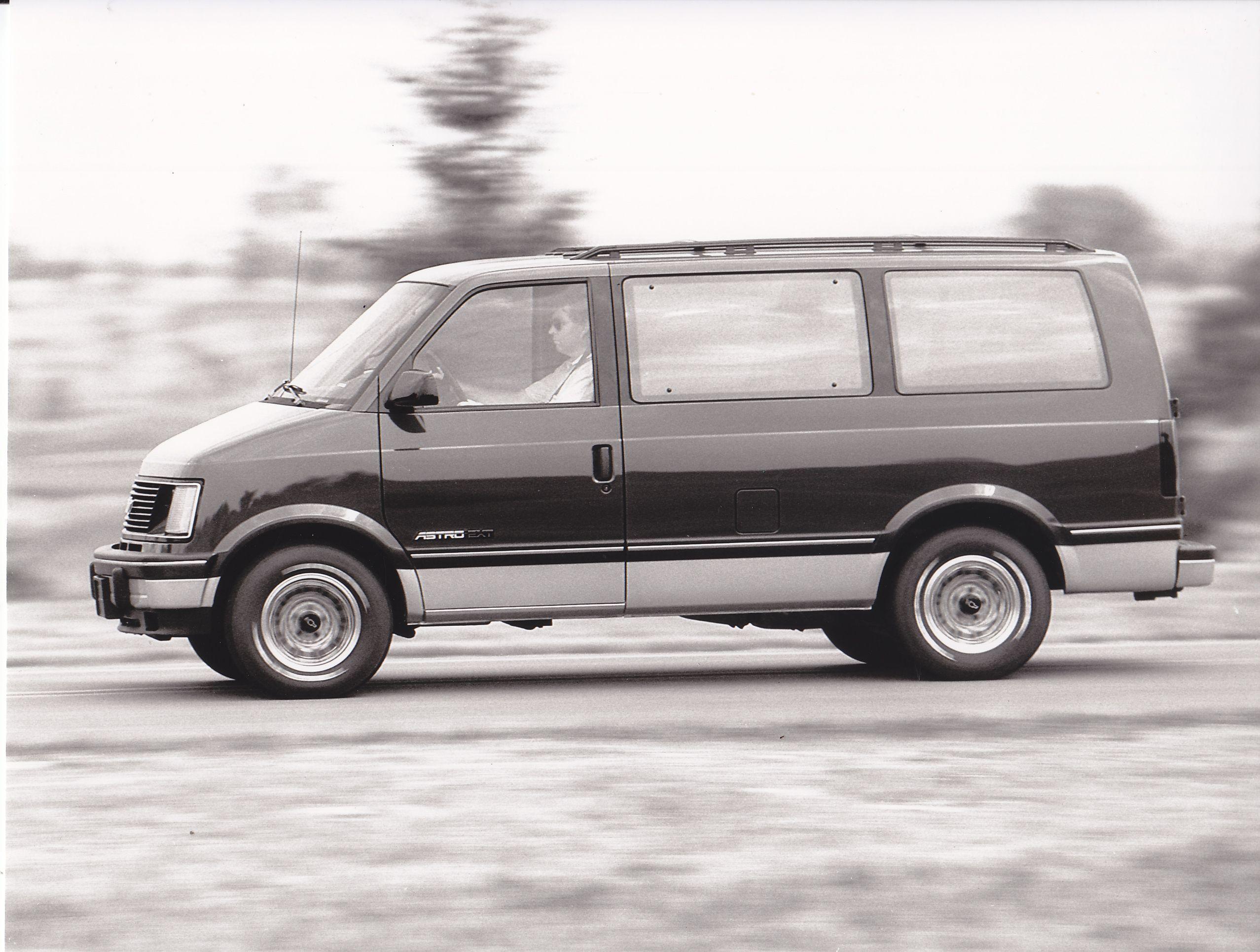 hight resolution of chevrolet astro van iaa 1991