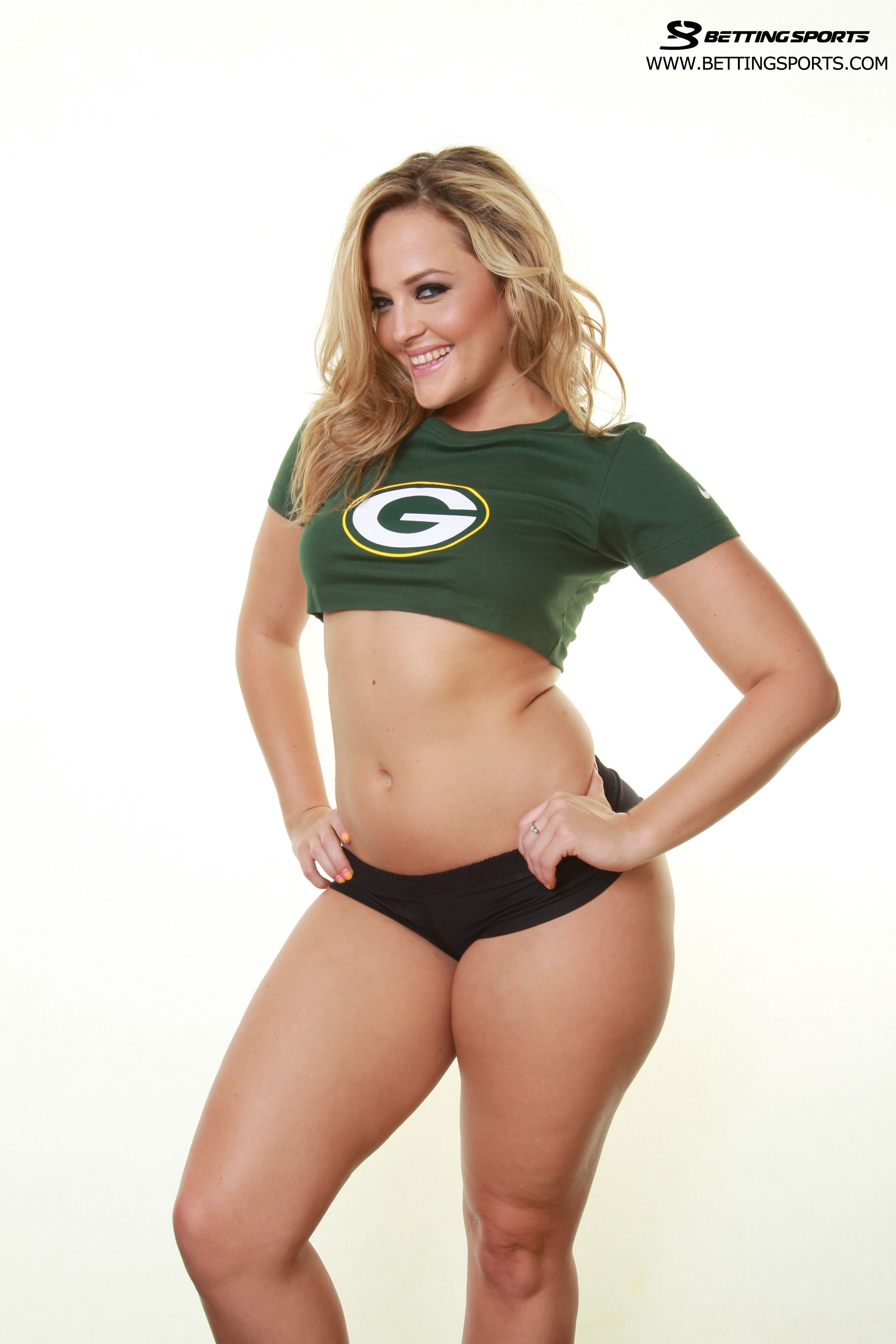 Green Bay Packers Girl Alexis Texas