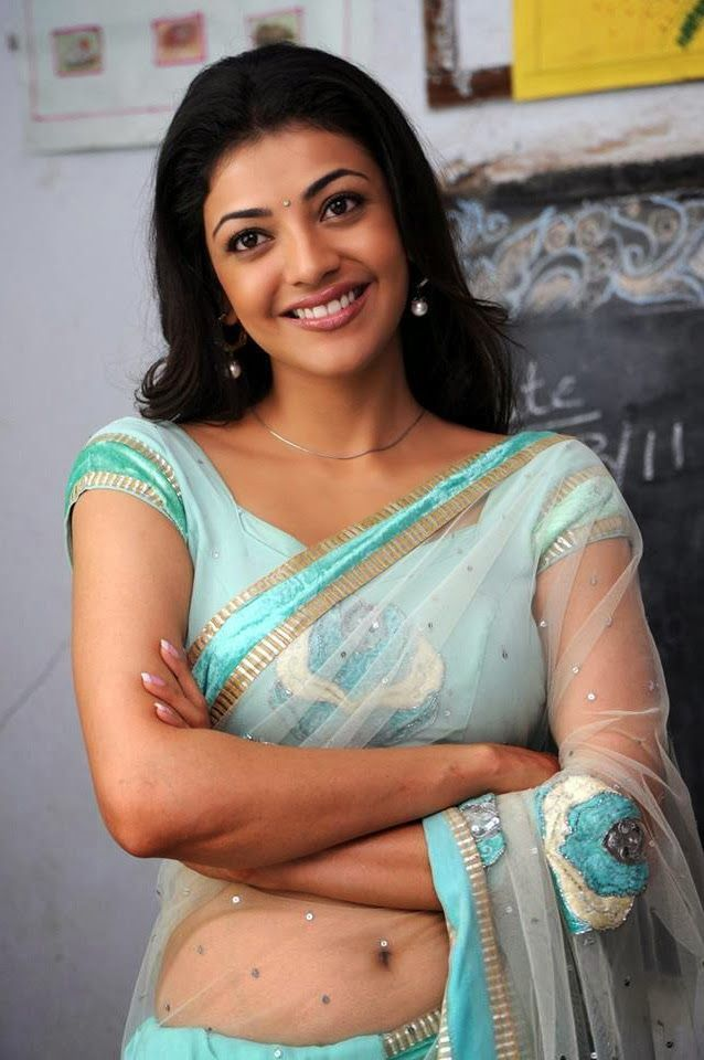 Girls Photo Stills: Tamil Actress Kajal Agarwal School teacher Scene