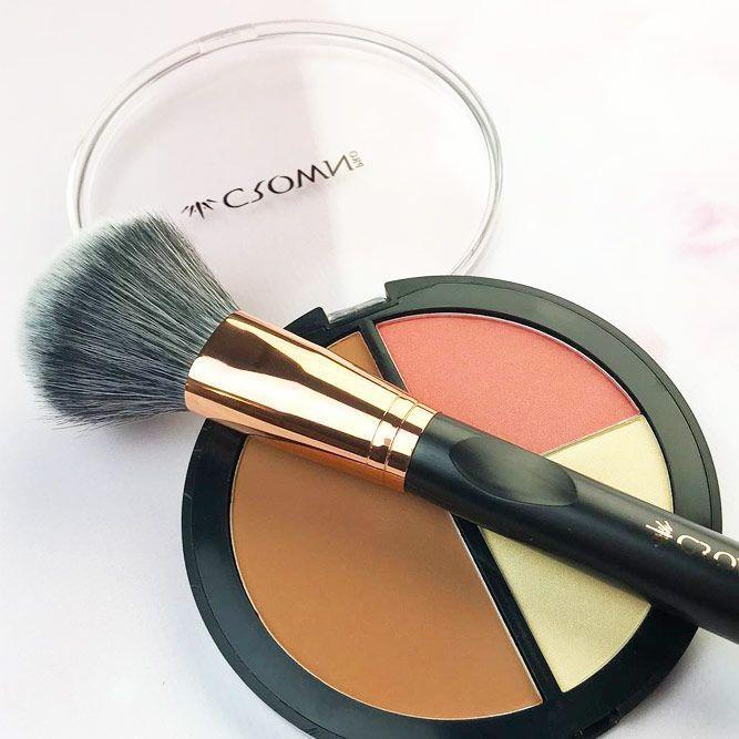 15 basis makeup kwasten en hoe ze correct te gebruiken  Makeup 15 basis makeup kwasten en hoe ze correct te gebruiken  Makeup
