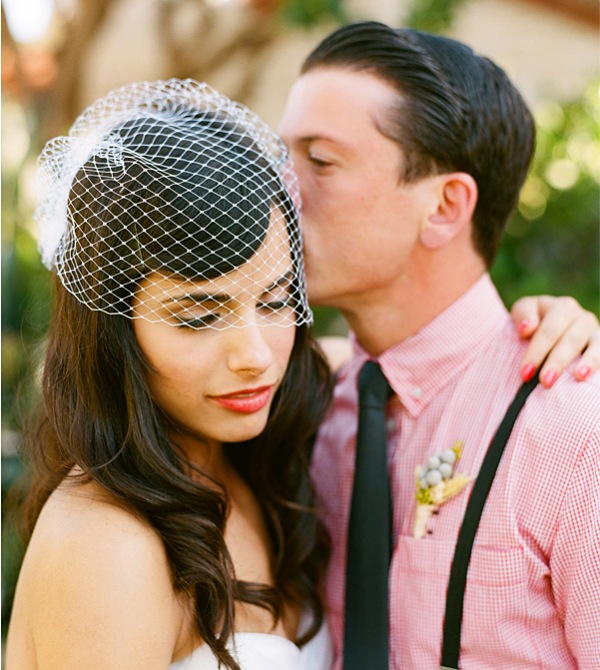 Vintage Rustic San Diego Ranch Wedding Couple Featured In The Video