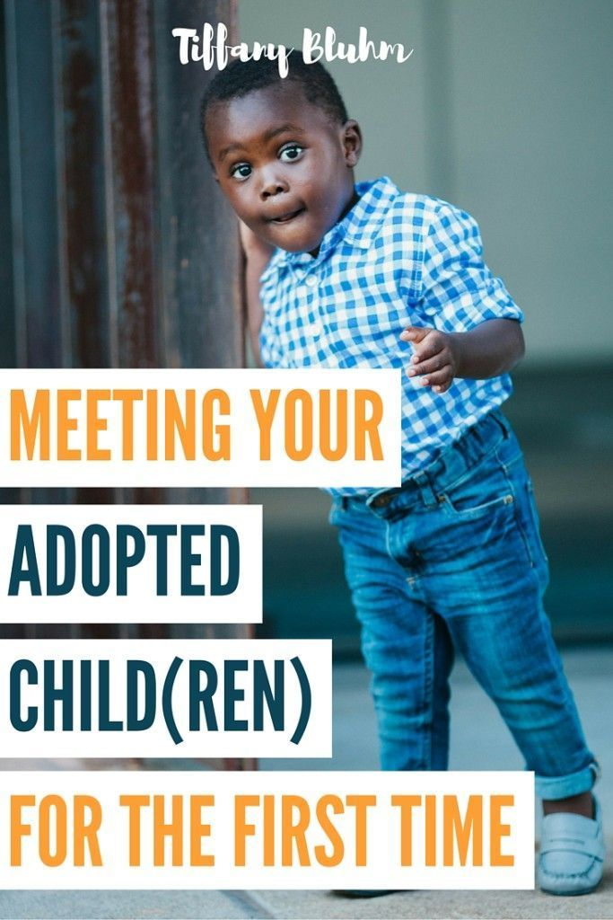 There is no feeling quite as sober and exciting as meeting your adopted child or children for the very first time. As a mother there is joy that matches what your heart has known all along. Click through to read the account of meeting my adopted sons for