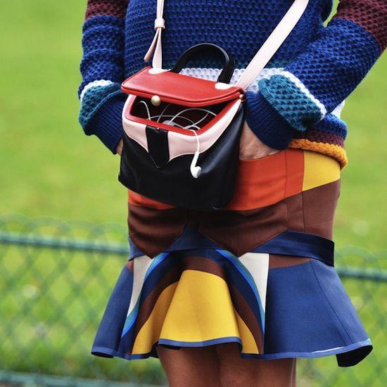 super cute bag!! <3 (@ STYLISTA)