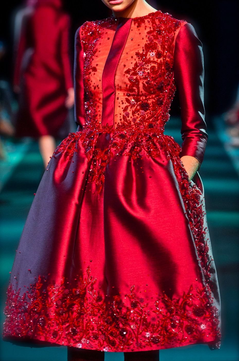 Georges Hobeika Couture F/W 2013
