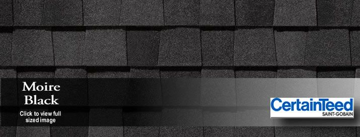 Best Certainteed Moire Black Shingles Pictures To Pin On Pinterest Certainteed Shingling Black 400 x 300
