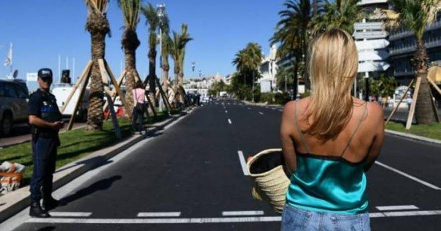 Νίκαια: Άδειες οι παραλίες μετά την τρομοκρατική επίθεση της Πέμπτης