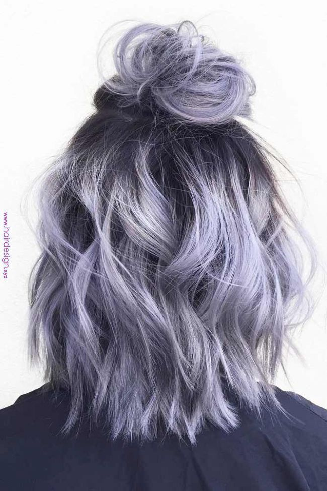 21 Long Bob Styles To Consider This Year You Should Not Be Afraid Of A Long Bob Since There Is No Way It W Hair Color Grey Silver Cool Hair Color