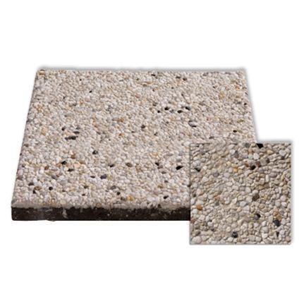 Dalle \u0027Silex\u0027 béton blanc 40 x 40 x 4 cm Déco Pinterest - dalle beton interieur maison